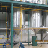 1t/D Palm Erdölraffinerie Palm Oil Refining Machine