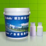 Adhésif résistant chaud de l'eau de vente de qualité pour le plastique de PVC