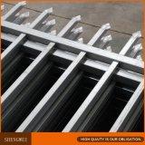La poudre a enduit l'acier galvanisé soudé clôturant la fabrication
