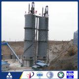 Produção Line&#160 da cal de pega rápida do material de construção do projeto; Estufa para Sale