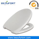 Enveloppe proche molle d'uF de forme de D au-dessus de cuvette de toilette de modèle