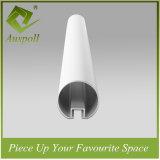 Dekoration-runde Gefäß-Profil-Aluminiumdecke Durchmesser-50mm für Hall-Methode
