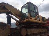 Excavador japonés usado muy bueno KOMATSU PC220-8 (material de la correa eslabonada hidráulica de las condiciones de trabajo de construcción) para la venta