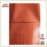 パッキング豆のための安い価格の赤いPPによって編まれる袋
