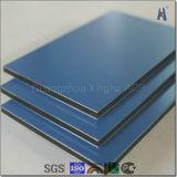 Zusammengesetzte Panel-Aluminiumbienenwabe unterstütztes dünnes Steinpanel