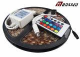 Flexibles wasserdichtes Streifen-Licht des Pixel-SMD5050 RGB LED