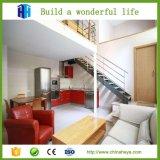 Casa moderna Prefab de duas histórias para a venda
