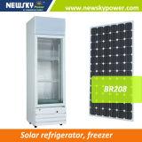 замораживатель холодильника замораживателя холодильника холодильника высокого качества 12V 24V 128L 170L 233L солнечный солнечный