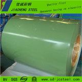 de 0.12-1.5mm*60-1250mm Vooraf geverfte Rol van het Staal Galvanzied van Staal Jiacheng