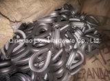Cuerda del dedal y de alambre. Tipo comercial europeo
