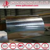 Bobina d'acciaio galvanizzata tuffata calda di Dx51d Z100