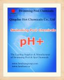 99.2% Ceniza de soda industrial de la piscina de los productos químicos del grado Na2co3
