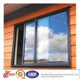 그네 알루미늄 여닫이 창 차일 유리 Windows를 골라내십시오