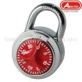 조합 다이얼 통제/알루미늄 합금 부호 자물쇠 (504)