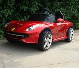 Carro elétrico dos miúdos, passeio elétrico no carro, carro de RC
