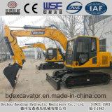 Pequeño excavador de la correa eslabonada de Shandong Baoding con buen precio