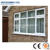 짧은 작풍 낮은 E 유리제 알루미늄 합금 여닫이 창 Windows