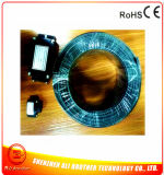 Câble chauffant électrique personnalisé de la température autorégulée de la tension 45W pour la pipe