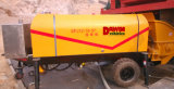 Máquina de pulverização concreta molhada com potência Diesel (DSPJ12-10-56)