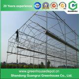 Agriculture Steel Frame / Aluminium Profile PE Film Serrure