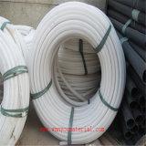 Boyau en plastique de tissu-renforcé de gaz de norme de l'OIN pour le tube de l'eau