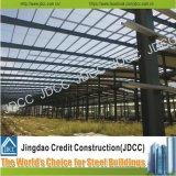 Edifício da construção de aço da fábrica da construção do baixo custo