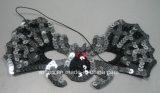 Mascherine animali del Sequin di Halloween (PM027)