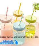 Frasco colorido do cocktail dos produtos vidreiros de Makarons