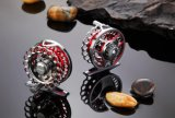 Aluminiumfliegen-Fischen-Bandspule