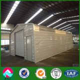 Полуфабрикат гараж стальной структуры в Нидерландыах (XGZ-A034)