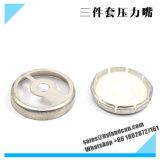 compartimiento de acero del metal de 20liter Squre en el color blanco
