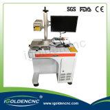 Máquina de la marca del laser de la fibra del metal de la alta precisión 20W 30W