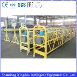 Aluminio/plataformas suspendidas usadas acero con buena calidad