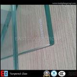 Plana, doblado, CCC, CE, ISO vidrio templado, vidrio templado