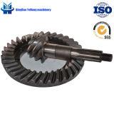 Ingranaggi conici di spirale del metallo di precisione BS5001 6/35 in camion pesante posteriore dell'asse di azionamento