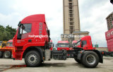 Qualität Saic Iveco Hongyan M100 350HP 4X2 Trailer Head/Truck Head /Tractor Truck von Euro 4