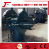 De Lopende band van het Lassen van de Buis van het staal