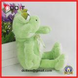 Big Eyes Green Frog Stuffed Animal Plush Toy