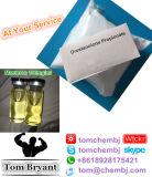 Polvere grezza steroide del proponiato di Drostanolone di efficace taglio (Masteron)