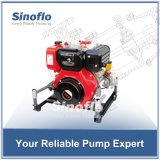 11HP postage-able one diesel Engine vacuum Self-priming Fire water Pump