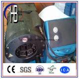 Top Sale 1/4 '' - 2 '' 4sp máquina de engate de mangueira hidráulica