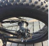 graisse 20inch pliant le vélo électrique avec la batterie cachée
