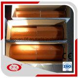 Membrana de impermeabilización del betún flexible auto-adhesivo del HDPE