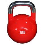 Concorrenza all'ingrosso Kettlebell 16kg della Cina con fascino dell'acciaio inossidabile