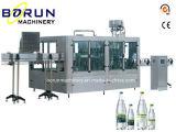 Полноавтоматическая пластичная машина бутылки воды заполняя разливая по бутылкам