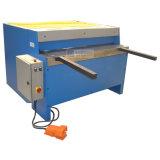 Machihneアルミニウム切断Q11-4X1250電気せん断機械