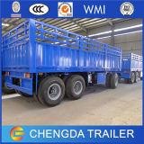 Сделано в трейлере Axles 40ton трейлера 3 Китая Chengda полном
