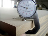 доска MDF равнины мебели E2 1830X3660X16mm/сырцовый MDF
