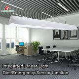 Lumière linéaire moderne modulaire du modèle DEL de système de d'éclairage
