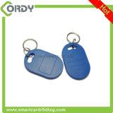 125kHz T5577 llave de control clave / llavero RFID tag / RFID con un color diferente
